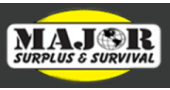 Major Surplus & Survival Promo Codes