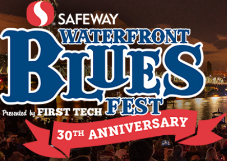 Waterfront Blues Festival Promo Codes